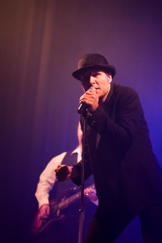 Halle-luja Die Westernhagenshow Live 5
